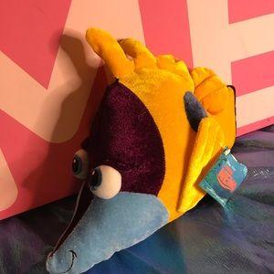 Disney Pixar Finding Nemo tad 6 inch plush fish!